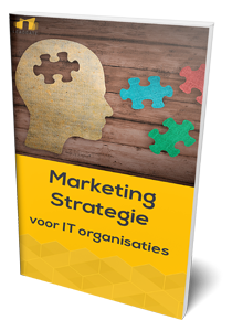 E-book: Marketing Strategie voor IT organisaties